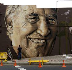 Sabotaje al Montaje street art