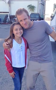 photo by teilor grubbs of her and Scott Caan - so cute!