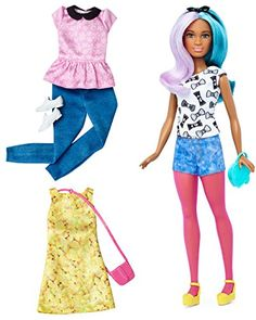 Barbie Fashionista Petite Doll with 2 Additional Outfits Barbie http://www.amazon.com/dp/B01B65INVK/ref=cm_sw_r_pi_dp_4Pcbxb14A5P31
