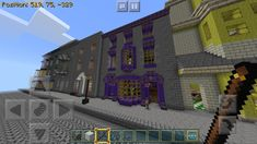 Madam Malkin S Robes For All Occasions Harry Potter Minecraft Minecraft Houses Cool Minecraft