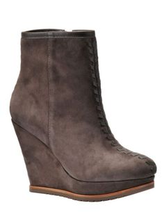 1bc88bd7b620 Zurich Suede Wedge Ankle Boots Wedge Ankle Boots