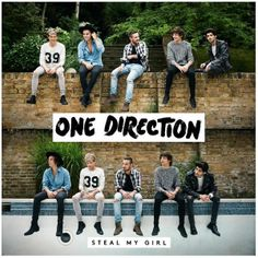 "So it looks like we have the new single name and cover art. So excited for steal my girl! I also want to say that I'm kind of upset cause i saw this one girl tweet "" Steal My Girl? More like steal my cover art"" and it showed and pic of the steal my girl cover and the 5sos album cover. Can directioners and the 5sosfam not fight? Both of our sunshines are friends so why can't we be to. ITS FRUSTRATING."