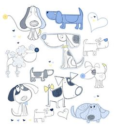 Drawing Doodles Sketches All about surface pattern ,textiles and graphics Doodle Drawings, Animal Drawings, Doodle Art, Easy Drawings, Drawing Sketches, Pencil Drawings, Drawing Ideas, Tier Doodles, Animal Doodles