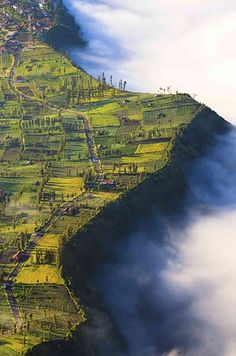 Bromo Volcano, Java, Indonesia. For the best of art, food, culture, travel, head to theculturetrip.com. Click http://bit.ly/CultureTripIndonesia for everything a traveler needs to know about a trip to Indonesia.