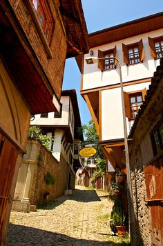 Safranbolu, Turkey.