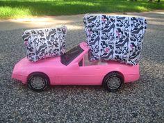 I Heart Barbie Makeup Bag Set. $29.99, via Etsy.