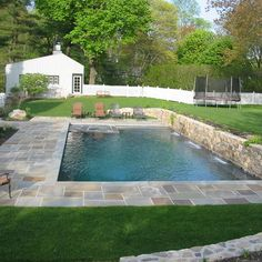 Pool Design Decor and Ideas--nothing super over the top--like!