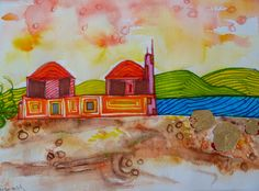 Art For Sale, Greece, My Arts, Painting, Greece Country, Painting Art, Paintings, Painted Canvas, Drawings
