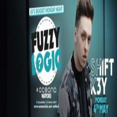Fuzzy Logic: Presents Shift K3y Live at Oceana, Watford, 127 The Parade, Watford, WD17 1NA, UK on May 04, 2015 to May 05, 2015 at 10:00pm to 3:30am.  Admission Information: £5.00 entry Beat the Queues and avoid disappointment by booking tickets early!  Dress Code: Dress to impress and ready to party! If you have any questions regarding our dress code and admission policies you can call us on: 01923 239848 or email: Watford@oceanaclubs.com  Category: Nightlife