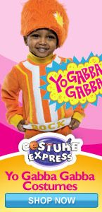 Gabba party ideas whole site