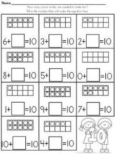 Addition and Subtraction - Modern Design Montessori Math, Preschool Math, Math Classroom, Teaching Math, In Kindergarten, Year 1 Maths Worksheets, Math Resources, Math Activities, Math Addition