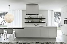 poliform varenna alea kitchen - Poliform Kitchen