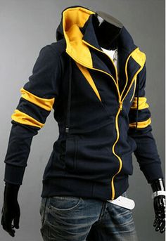 - Type: Zipper Hoodies, Sweatshirt - Age Group: Adults - Material: Nylon / Cotton - Fabric Type: Fleece - Gender: Men, Women - Style: Pullover Hoodie - Design: With Hood - Feature: Breathable, Plus Size, Windproof Be sure to check out our full line of other Assassin's Creed clothing here.