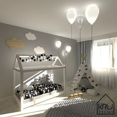 Toddler Boy Room Decor, Toddler Rooms, Boys Room Decor, Baby Boy Rooms, Baby Bedroom, Kids Room, Bad Room Design, Kids Bedroom Designs, Baby Decor