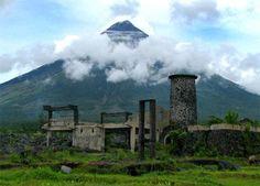 Mt. Mayon Bohol