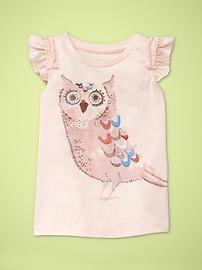owl tee  $20