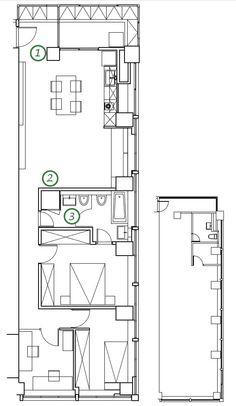Grande Villa Moderne Avec Patio Et Garage also Open Shelf For Small Kitchen Design Ideas likewise 2000 Redman 16x80 Mobile Home besides 11851 additionally Family Room Artwork Ideas. on living room decorating ideas