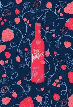 Fruits and Wine: The picnic blanket billboard - Elda Broglio