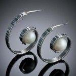 Spiral Earrings   Molly Dingledine