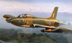 Aermacchi MB 326K Impala South African Air Force (Vincenzo Auletta)