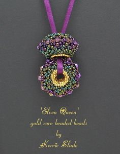 Kerrie Slade Beaded beads Really pretty