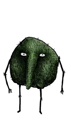 Grass creature, character for animation Grass, Creatures, Animation, Graphics, Character, Herb, Charts, Graphic Design, Grasses