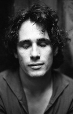 Jeff Buckley (1966-1997) - American singer-songwriter and guitarist. The magazine Rolling Stone considered him as one of the greatest singers of all time.