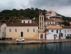 Saint Visarion Orthodox Church, Vathy, Meganisi αγιος βησσάριος