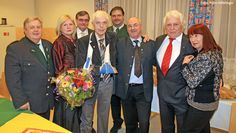 Goldene Ehrennadel für DI Otmar Edelbacher und Helmut Pertl