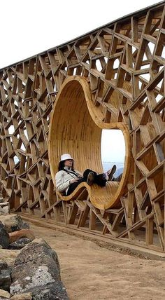 Escuela de Arquitectura de la Universidad de Talca, Chile. Click image for link to more images and visit the slowottawa.ca boards >> http://www.pinterest.com/slowottawa