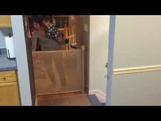 Retractable Safety Dog Gate Videos Reviews Testimonials and Facebook Wall