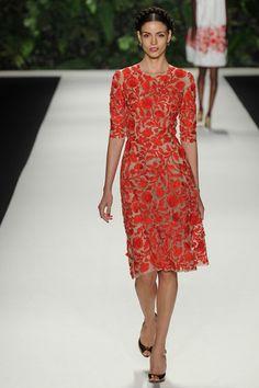 SS '14 - Naeem Khan / NYFW New York Fashion Week / MBFW Mercedes Benz Fashion Week