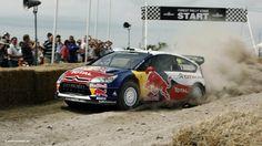 2009 - Driver: Sebastien Loeb - Car: Citroen    Yes! Killer duo