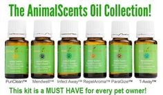 A portion of all proceeds from Animal Scents products goes to support Vital…