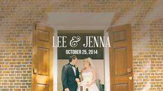 Lee & Jenna Wedding