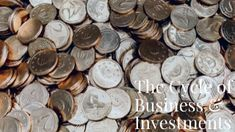 The Cycle of Business & Investments - Finance tips, saving money, budgeting planner Safe Investments, Savings Plan, Budget Planner, Debt Payoff, Promote Your Business, Retirement Planning, Finance Tips, Helping People, Saving Money