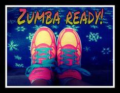 New Zumba shoes <3