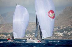 #yachtracingphotography #melges32#trapani #melges32worlds #auditronsailingseries#eker #ahmeteker#leventpeynirci