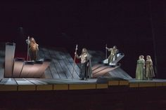 Das Rheingold at the Met