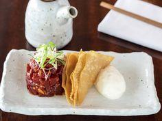 spicy tuna tartare recipe