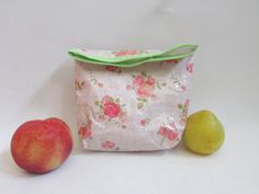 Reusable snack bags Toddler Snack Pouch Eco Lunch by shiraproducts