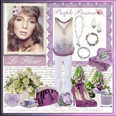 Purple Passion! Featuring Silpada Designs Jewelry