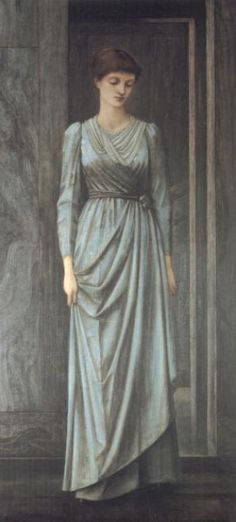 Lady Windsor Sir Edward Burne-Jones - 1893-1895
