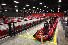 Indoor Go-Kart Track