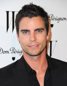 Colin Egglesfield Photos - Actor Colin Egglesfield arrives to the W Magazine Golden Globe Awards party on January 2011 in West Hollywood, California. - W Magazine Golden Globe Awards Party - Arrivals Colin Egglesfield, Beautiful Men, Beautiful People, Beautiful Images, Michigan, Top Trumps, Raining Men, Christian Grey, Good Looking Men