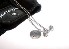 LOVE 2 LIFT and Barbell Charm Necklace. Fitness Necklace. Fitness Jewelry. Lift. Weightlifting