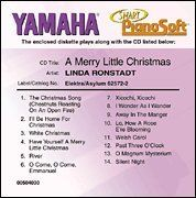 """Smart Pianosoft 3.5"""" Diskette """"A Merry Little Christmas"""" Linda Ronstad by Yahama. $19.95. Includes 14 songs: The Christmas Song + White Christmas + River + Xicochi, Xicochi + Welsh Carol + more.  Matches CD: Elektra/Asylum 62572-2"""