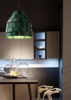 Roofer light, design by Benjamin Hubert