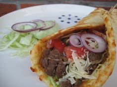 Mexicanske LCHF pandekager