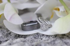 His and Hers Hearts on Fire Rings | heartsonfire.com  Crescent Jewelers,  La Crosse WI 54601.